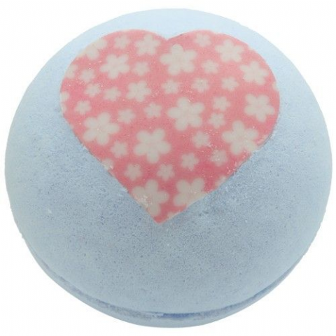 Love Above Essential Oil Bath Bomb